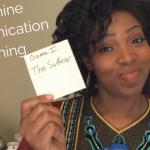 feminine communication- feminine allure