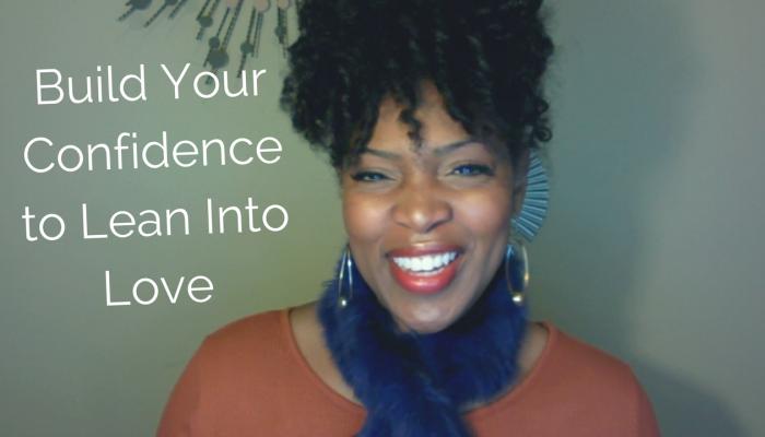 confidence to attract men- feminine allure